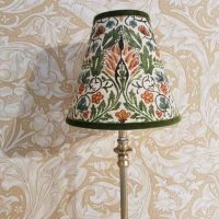 little chintz William Morris Lampe