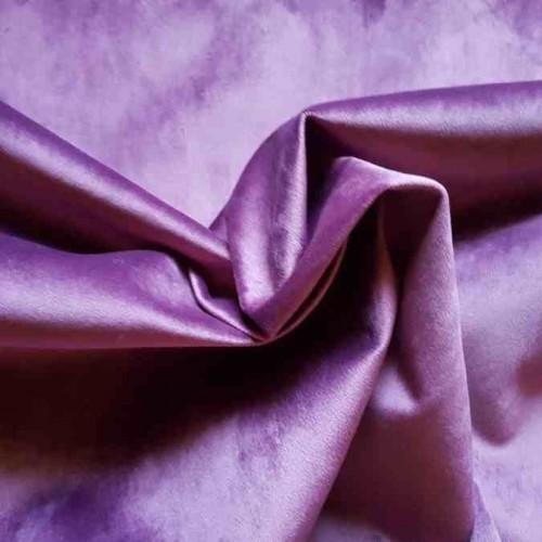 Velour violett