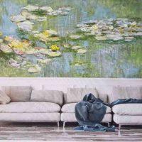 Seerose von Monet